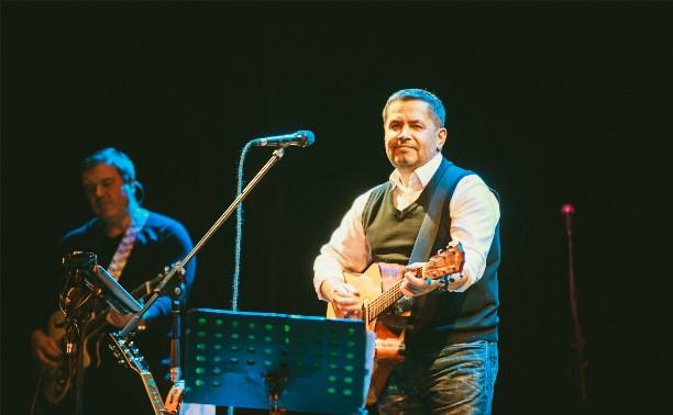 Николай Расторгуев в Туле: Надо петь так, чтоб вставило!