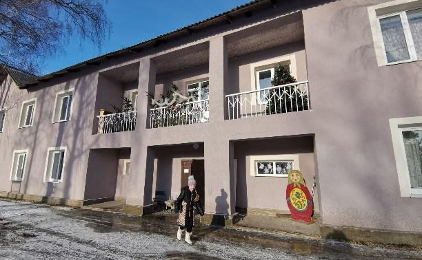Репортаж: Как живут обитатели Хитровщинского Дома милосердия