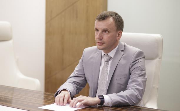 Управляющий Тульским отделением Сбербанка Сергей Ющенко о вакцинации и мотивации сотрудников