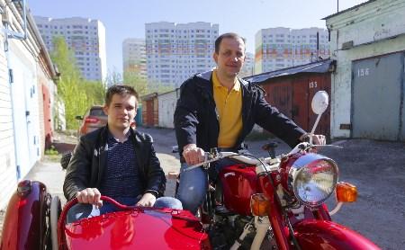 Вторая жизнь «Днепра»: туляки восстановили 45-летний мотоцикл