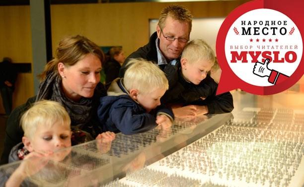 Продолжаем голосовать за лучший тульский музей