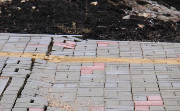 Как некачественная укладка портит «репутацию» тротуарной плитки?