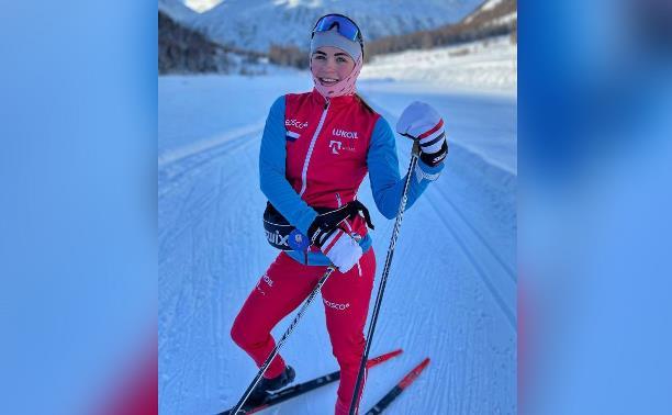 Вице-чемпионка мира Анастасия Фалеева: о родном Ясногорске, сборной России и отобранной медали