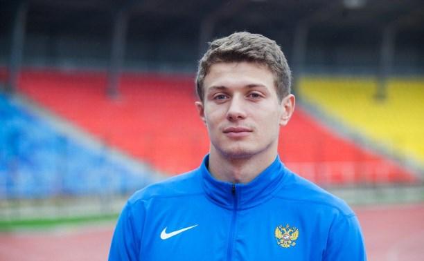 Легкоатлет Александр Ефимов: «Хочу показать себя на международных соревнованиях»