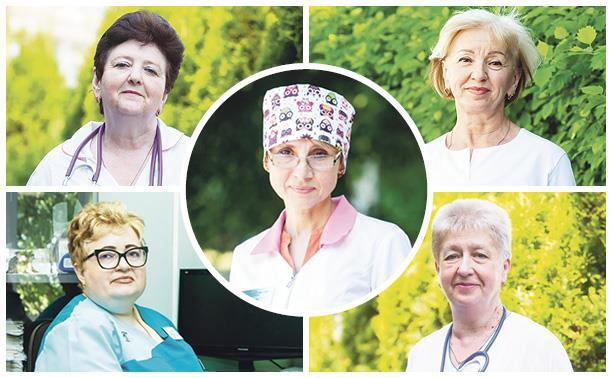 Тульские врачи о призвании, пациентах и любви к людям
