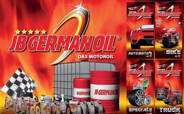 Источник вечной молодости авто снова в Туле: моторное масло JB GermanOil