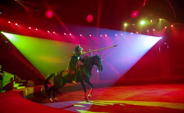 В Тульском цирке стартует «Горская легенда о любви»