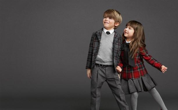 Одеваем и обуваем ребенка к новому учебному году