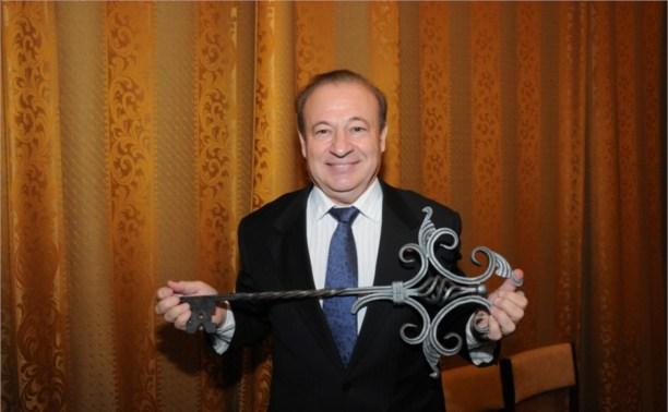 Новый мэр Тулы Юрий Цкипури: «В любых ситуациях надо оставаться человеком»
