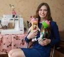 Тулячка Вероника создает куклы Тильды