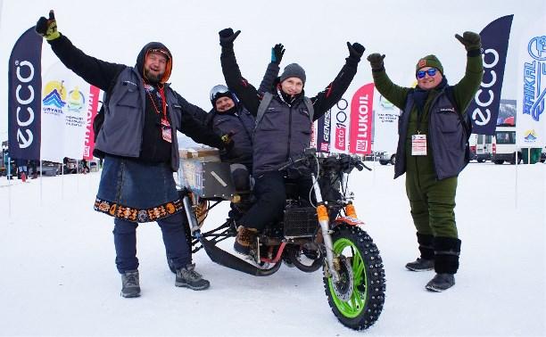 Мотороллер «Алексей Геннадьевич» из Тулы установил рекорд скорости на «Байкальской миле»