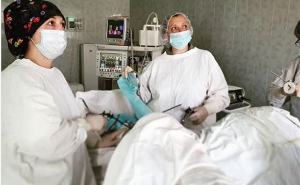 Клиническая больница «РЖД-Медицина» в Туле: Современная гинекология и интимная пластика