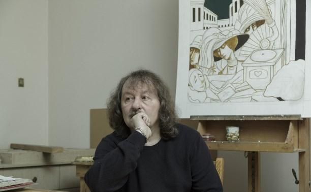 Тульский художник Александр Майоров: Палитра судьбы