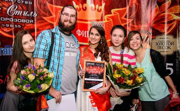 «Мисс Казанова — 2015» — Юлия Букалова!