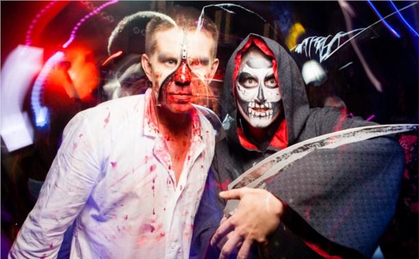 Хэллоуин в ресторане Fusion: нечисть, феи и танцы до утра