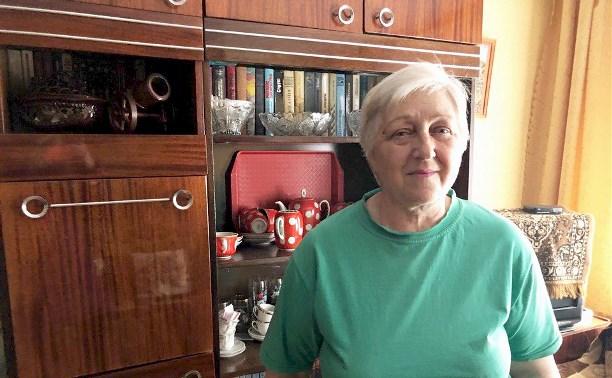 Пенсионерка Мария Коренькова о Рязанке, трамвае и медицине