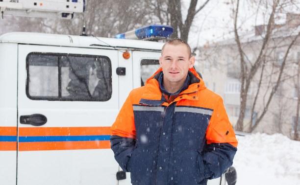 Лучший спасатель региона: о жизни, смерти и котах