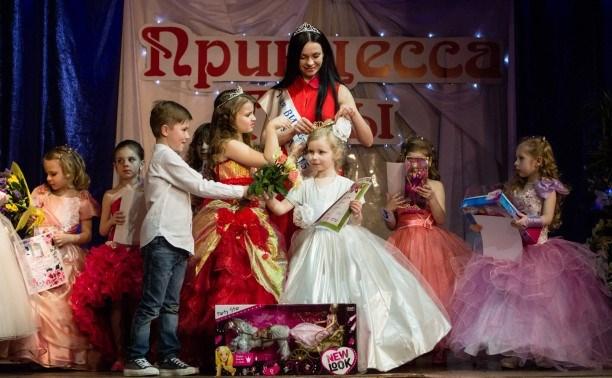 Анисия Алешкина стала «Принцессой Тулы-2015»