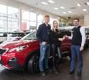 Футболист «Арсенала» купил жене Peugeot