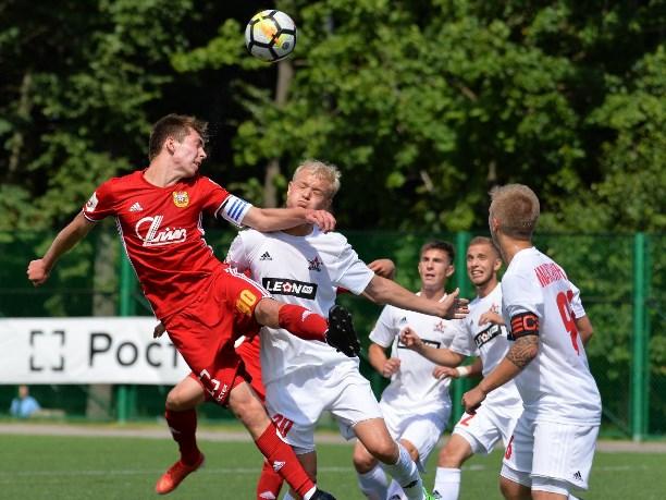 Лука Джорджевич остался взапасе «Арсенала» наматч со«СКА-Хабаровском»