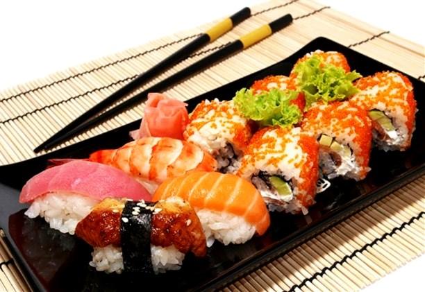 Прикольные картинки про суши и роллы
