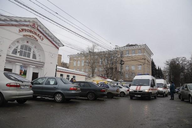 Обомбе натульском автовокзале сказал нетрезвый гражданин Арсеньево