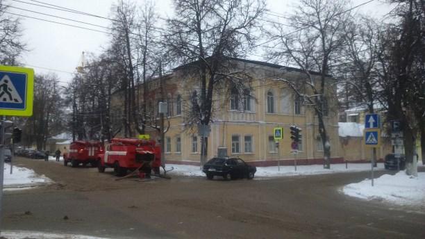 27 человек привлекались ктушению возгорания деревянного здания вТуле