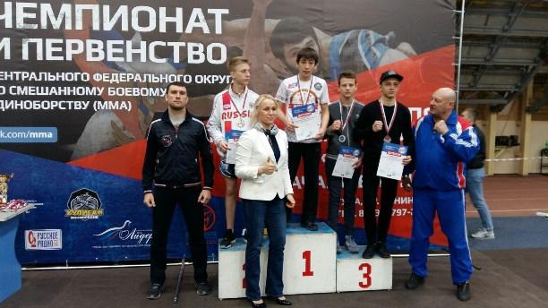 Молодые  тульские волейболистки— призёры турнира памяти В. Строганова