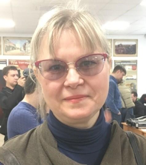 Светлана Дмитриевна Козлова, преподаватель техникума