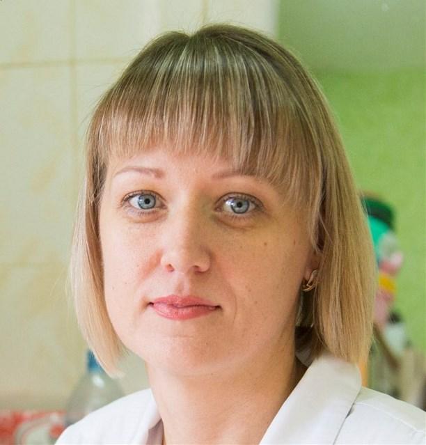 Ольга Лузган