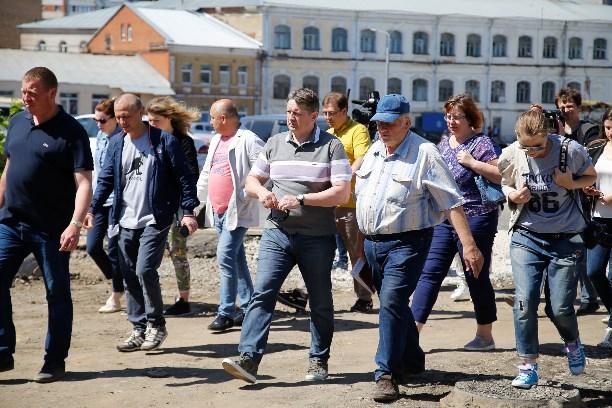 Евгений Авилов: наулице Союзной будет проведено масштабное благоустройство