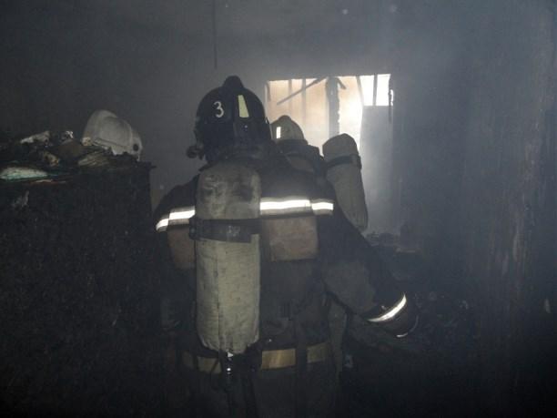 Женщина погибла вгорящей квартире наулице Пролетарской вТуле