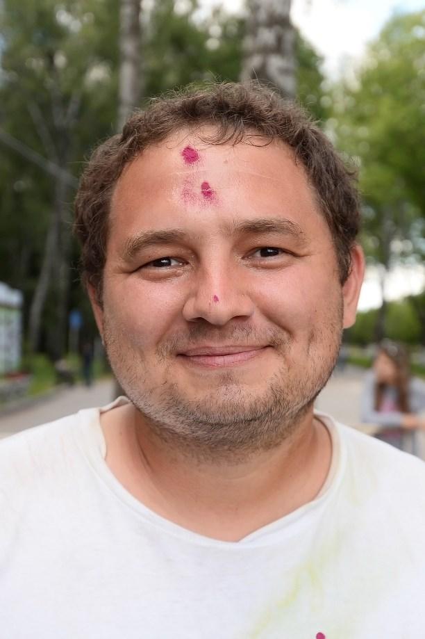 Султан Муслимов, продюсер фестиваля красок ColorFest