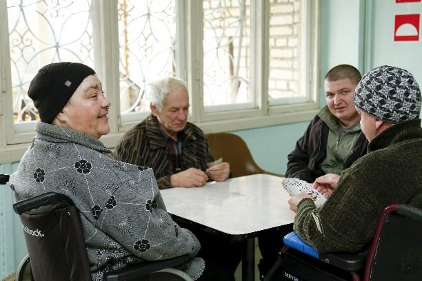 Дом интернат престарелых дубна пансионат для лежачих больных в перми