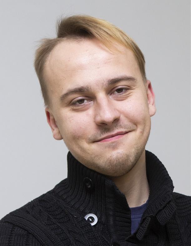 Даниил Илюшкин, преподаватель академии