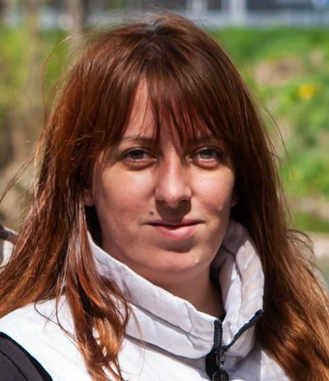 Светлана Гирдюк, местная жительница