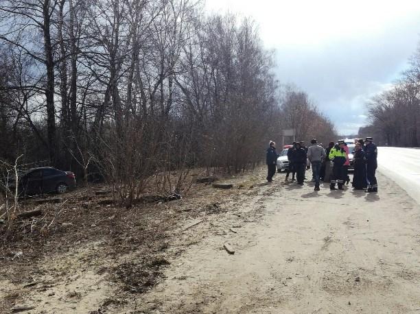 ВТульской области насмерть сбили пешехода