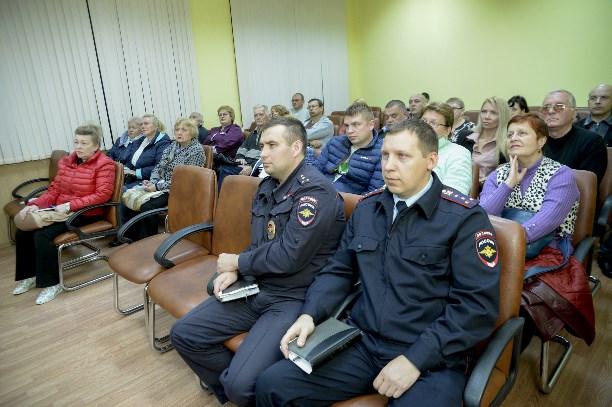Туляки обсудили проект благоустройства березовой рощи Пролетарского округа