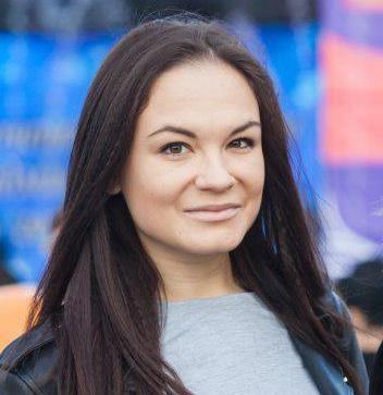 Оксана Грудинина