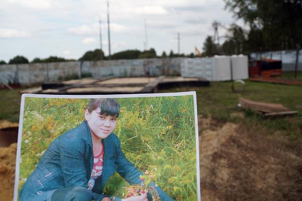 Житель Венева построил часовню в память о дочери, погибшей в ДТП