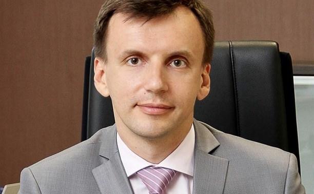 Сергей Ющенко, управляющий Тульским отделением ПАО Сбербанк