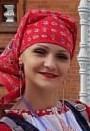 Юлия Василиади, руководитель ансамбля «Смородина»