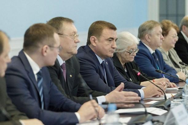 Общественной палате Тульской области увеличили полномочия