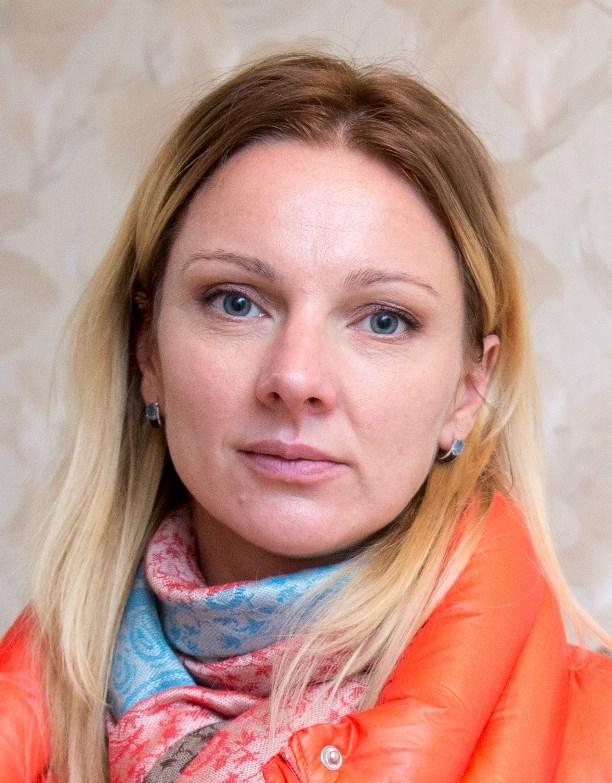 Галина, хозяйка квартиры