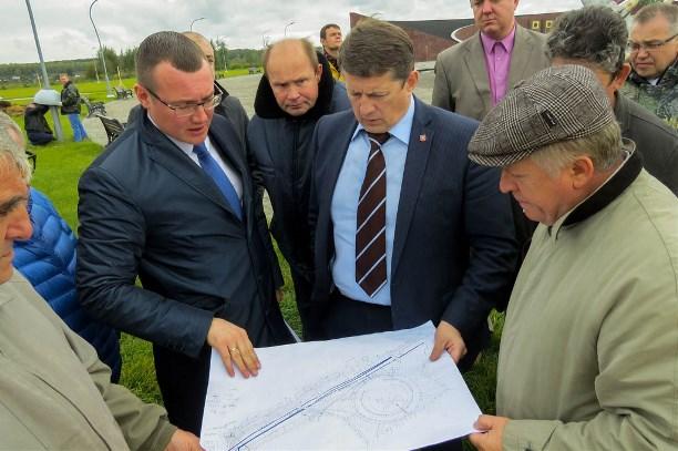 ВТуле умемориала «Защитникам неба Отечества» началось строительство фонтана