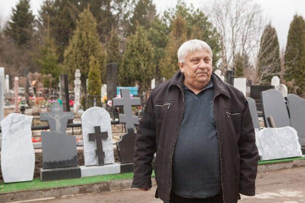 Работа охранником на кладбище
