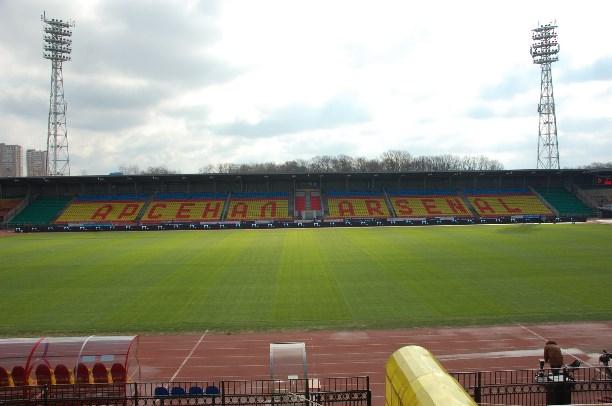 Матч «Арсенал»— «Томь» пройдет 1апреля