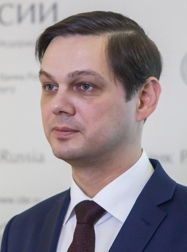 Дмитрий Борискин, заместитель управляющего Отделением по Тульской области ГУ Банка России по ЦФО