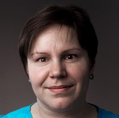 Врач-кардиолог Елена Залюбовина