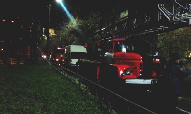 Один умер  идвое пострадали впожаре  вцентре Тулы